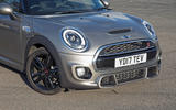Mini Cooper S Works 210 front end