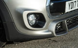 Mini Cooper S Works 210 front foglight