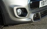 Mini Cooper S Works 210 front foglight