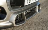 Mini Cooper S Works 210 front bumper