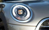 Mini Cooper S Works 210 LED headlights