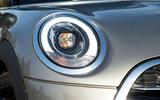 Mini Cooper S Works 210 LED headlights
