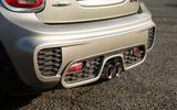 Mini Cooper S Works 210 rear bumper