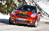 Mini Countryman JCW on the way
