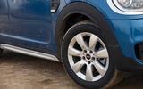 16in Mini Countryman alloy wheels