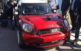 Mini Countryman WRC shown