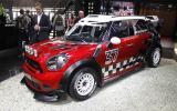 Paris motor show: Mini Countryman