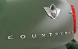 Mini Countryman badging