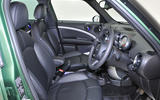 Mini Countryman interior
