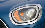Mini Countryman LED headlights