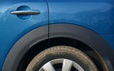 Mini Countryman plastic wheelarch