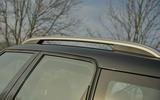 Mini Countryman roof rails
