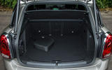 Mini Countryman S E All4 boot space