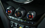 Mini Countryman S E All4 climate controls