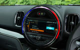 Mini Countryman S E All4 DAB radio