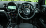 Mini Countryman S E All4 dashboard