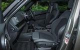Mini Countryman S E All4 interior