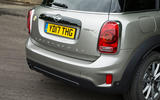 Mini Countryman S E All4 rear end