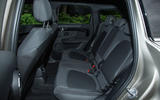 Mini Countryman S E All4 rear seats