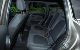 Mini Countryman S E All4 rear seats