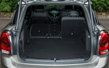 Mini Countryman S E All4 seating flexibility