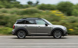 Mini Countryman S E All4 side profile