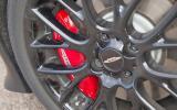 17in Mini Coupé alloy wheels