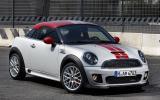 Mini Coupe revealed