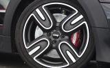 17in Mini GP alloy wheels