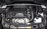 Mini GP 1.6-litre petrol engine