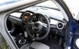 Mini One interior