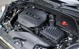1.2-litre Mini One petrol engine
