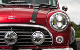 Mini Remastered LED headlights