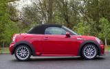 Mini Roadster side profile