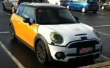 All-new Mini previewed - latest images