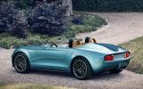 Mini Superleggera Vision concept revealed