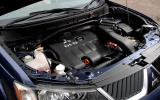 Mitsubishi Outlander 2.2-litre diesel engine