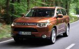 Mitsubishi Outlander GX4 2.2 DiD 4WD