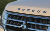 Mitsubishi Shogun front grille