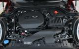 Mini Cooper 1.5-litre petrol engine