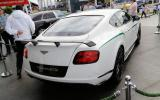 Bentley Continental GT3-R revealed ahead of Goodwood debut