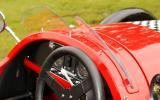 Morgan 3 Wheeler windscreen wipers