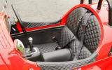 Morgan 3 Wheeler seats