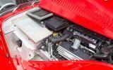 4.8-litre V8 Morgan Plus 8 engine