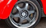 Morgan Plus 8 alloy wheels