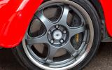 Morgan Plus 8 alloy wheels