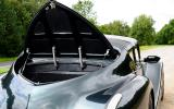 Morgan Aero Supersports boot space