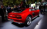 Frankfurt motor show 2013: Top 5 performance cars