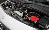 1.5-litre Mercedes-Benz Citan turbodiesel engine