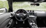 Nissan 370Z Nismo dashboard